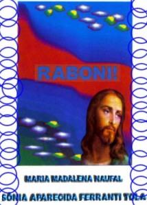 """capa do livro """"Raboni"""""""